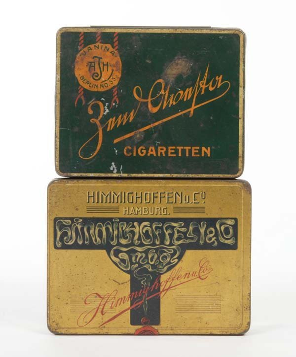 Can of Cigarettes