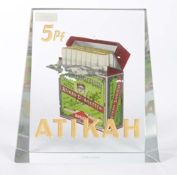 Advertising Display Atikah