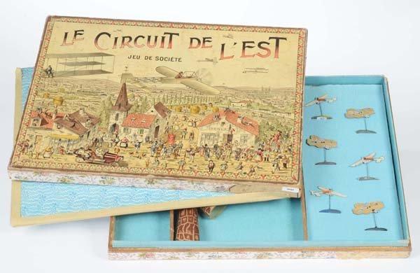 """""""Le Circuit de L'Est"""