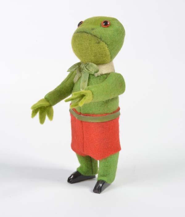 Schuco, Tanzfigur Frosch