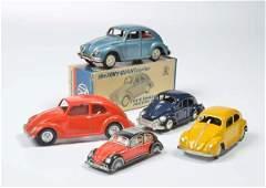 Fischer, Ingap u.a., 5 VW Kaefer