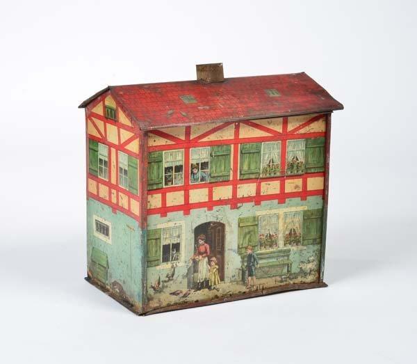 Bauernhaus aus Blech