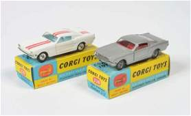 Corgi Toys Ford Mustang Nr 325  Ford Mustang Nr 320