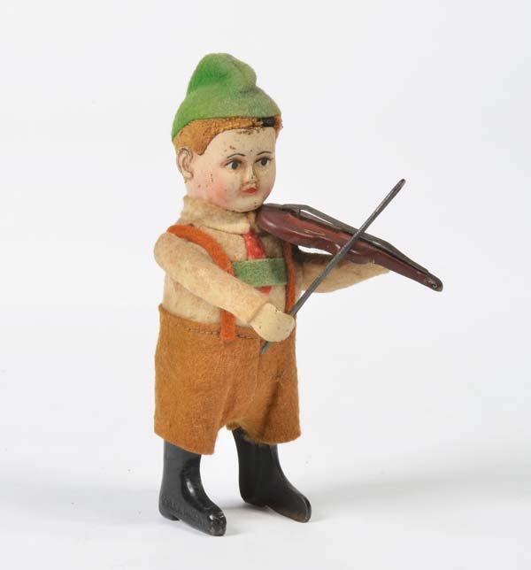 Schuco, Bayer mit Geige