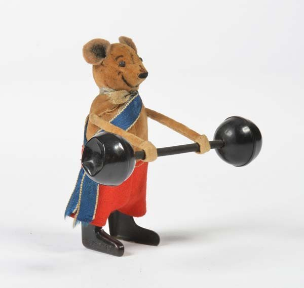 Schuco, Maus mit Gewicht