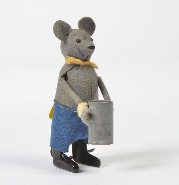 Schuco, Maus mit Krug