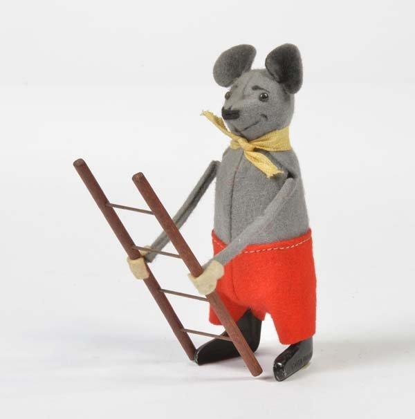 Schuco, Maus mit Holzleiter