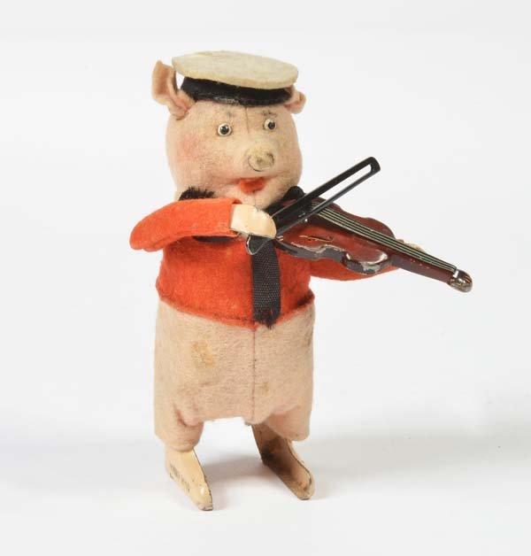 Schuco, Schweinchen mit Geige