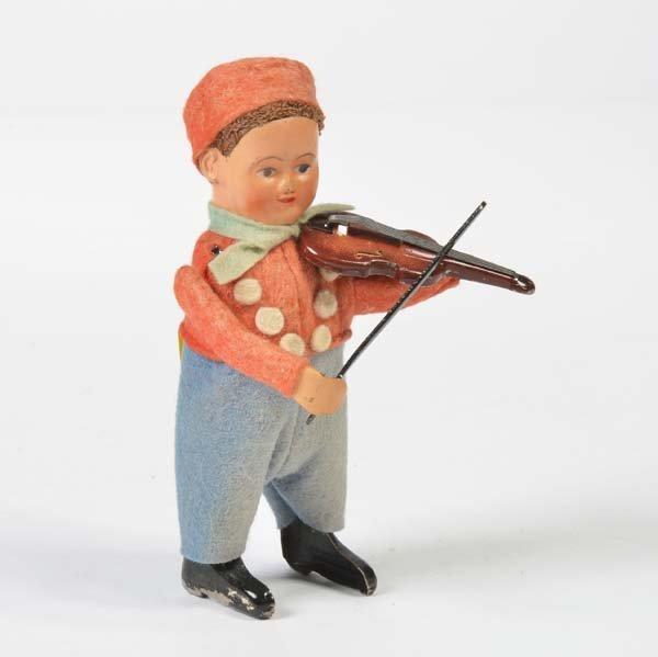 Schuco, Hollaender mit Geige