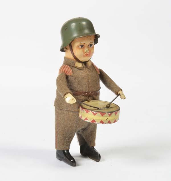 Schuco, Soldat mit Trommel