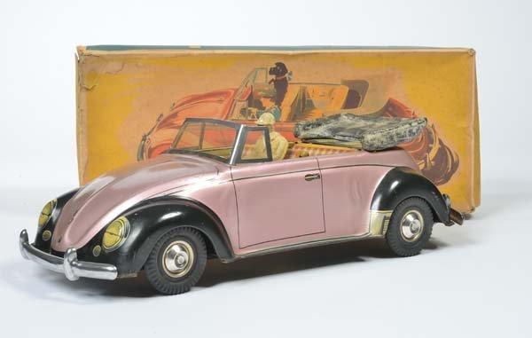 P.N., VW Kaefer Cabrio