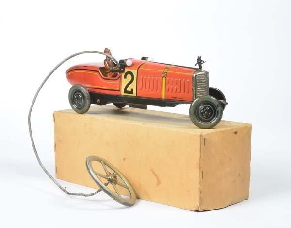 Paya, Rennwagen mit Fernbedienung, 30er Jahre