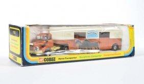 Corgi Toys, Rennpferde Transporter Nr. 1105