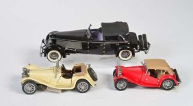 3 Modelle Franklin Mint