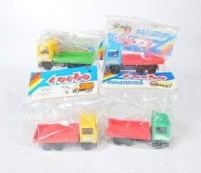 Growei, 4 Lastwagen