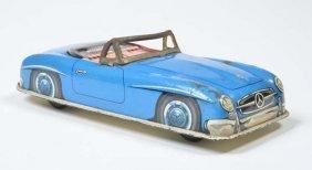 Hoefler, Mercedes Cabrio