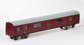 Modelleisenbahnwagen Um 1980