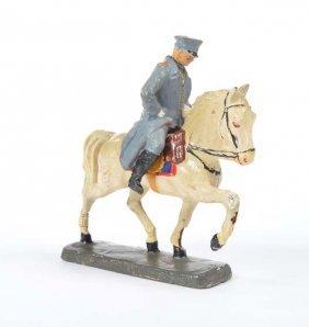 Elastolin, Hindenburg + Pferd
