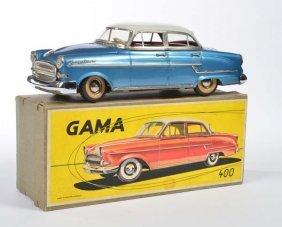 Gama, Opel Kapitaen 400 Eisblau