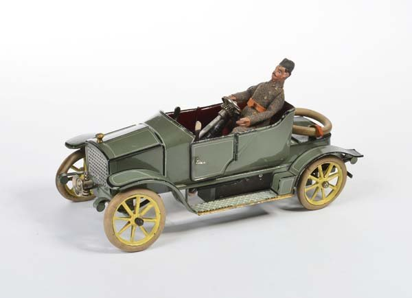 Marklin, Soldatenauto um 1914
