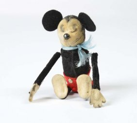 Schuco, Purzel Mickey Mouse