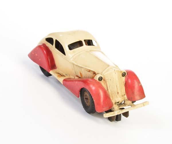 Marklin, Rennwagen Prototyp