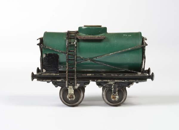 Marklin, Petroleum Wagen 1812 Spur 2 umgespurt mit Spur