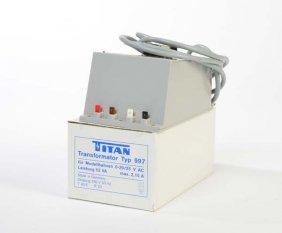 Titan, Trafo Typ 997