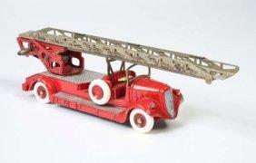 Dinky Toys, Feuerwehr