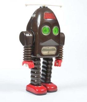 Rosko, Thunder Robot, Um 1960