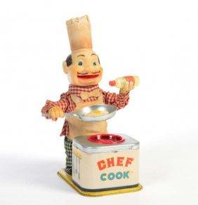 Yonezawa, Chef Cook