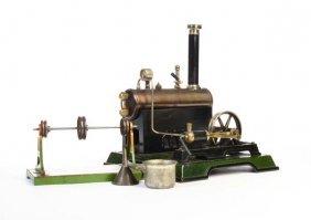 Marklin, Dampfmaschine 4390/25 + Transmission