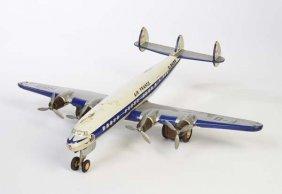 Joustra, Air France Flugzeug Super Constellation