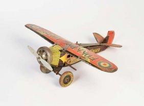 T.n., Fokker