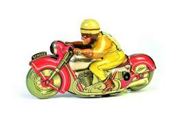 Schuco Motorrad Motodrill