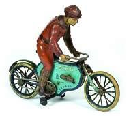 """Lehmann, Motorrad """"Echo"""""""