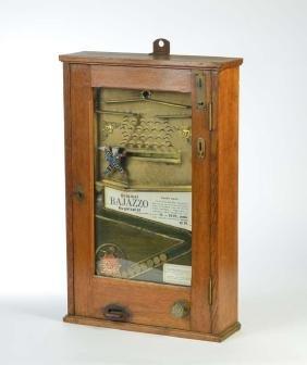 "Geldspielautomat ""Bajazzo"""