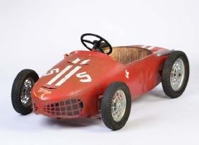 "Tretauto ""Ferrari"""