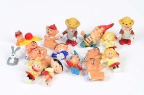 Corgi Toys, Comic Figuren fuer Fahrzeuge