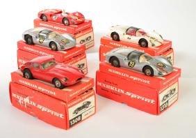 Marklin Sprint, 2x Sportwagen 1316, Porsche Carrera