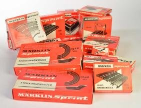 Marklin Sprint, Grosses Konvolut  diverse