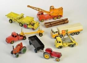 Dinky Toys, Konvolut Fahrzeuge