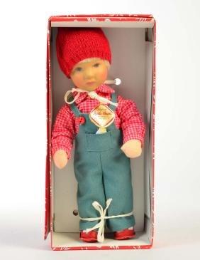 """Kaethe Kruse Puppe """"Wilma"""""""