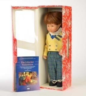 """Kaethe Kruse Puppe """"Philipp"""""""
