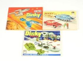 Dinky Toys, 3 Kataloge