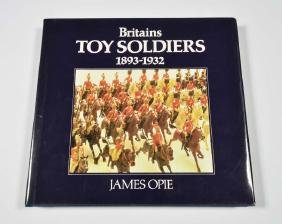 """Buch """"Britains Toy Soldiers 1893-1932"""""""