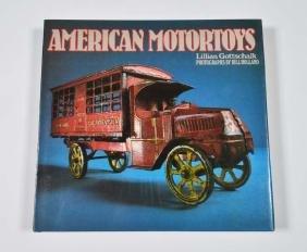 """Buch """"American Motor Toys"""""""