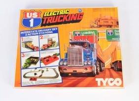 """Tyco, LKW Spiel """"Electric Trucking"""""""