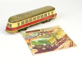 Marklin, Triebwagen TWE 12930 + Marklin Katalog von