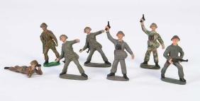 7 Soldaten
